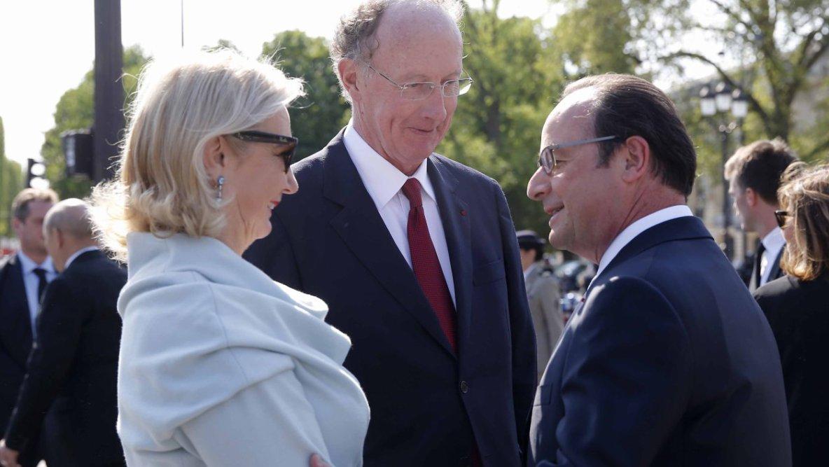 Le petit-fils du général de Gaulle charge Dupont-Aignan et le FN