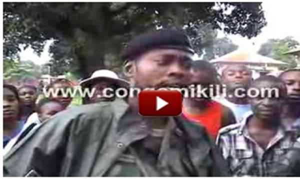 Selon les témoignages des militaires,les hommes du général Charles Bisengimana et du prophète Mukungubila seraient à la base des attaques du lundi matin(Suivez)