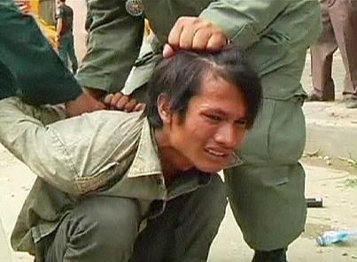 Au Cambodge, une manifestation d'ouvriers du textile réprimée à balle réelle