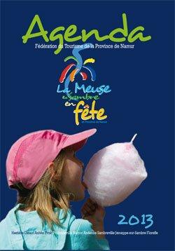 Agenda Meuse et Sambre en Fête 2013 (Le Pays des Vallées | Nos brochures) | Le Pays des Vallées