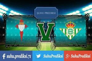 Prediksi Bola Celta De Vigo Vs Real Betis 23 April 2017