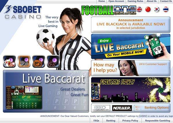 338a Casino Online Sbobet Terpercaya