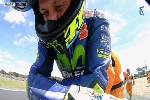 Valentino Rossi Mulai Seperti Marc Marquez | Berita Olahraga Terkini