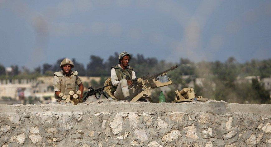 Egyptian army struggles to address terrorism in Sinai