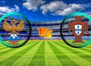 Prediksi Russia vs Portugal 21 Juni 2017
