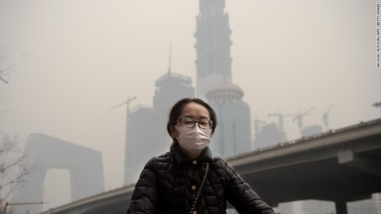 China takes economic hit as environment nears 'point of no return'
