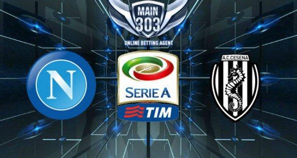 Prediksi Napoli vs Cesena 19 Mei 2015 Serie A