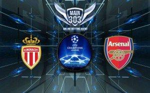 Prediksi Monaco vs Arsenal 18 Maret 2015 UEFA Champions Leag