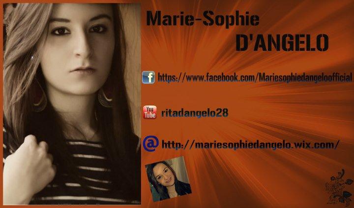 Marie-Sophie D'angelo