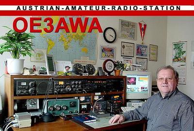 OE3AWA Callsign Page