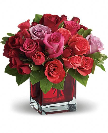 Worldwide Roses Valentines Day Delivery - Giftblooms.com