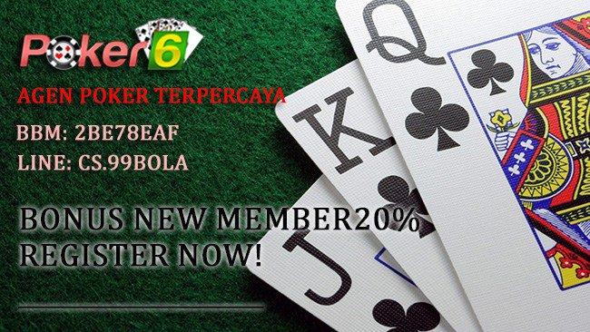 Agen Judi Poker Bank BCA dengan Bonus Deposit