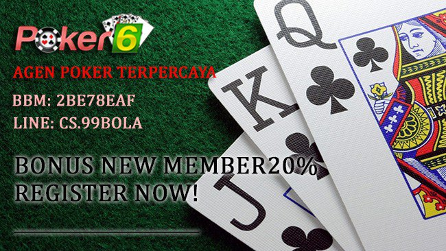 Bergabung di Agen Judi Poker Bank Mandiri