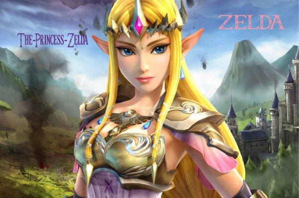 membre de la commune : The-Princess-Zelda : Zelda ( Hyrule Warriors )