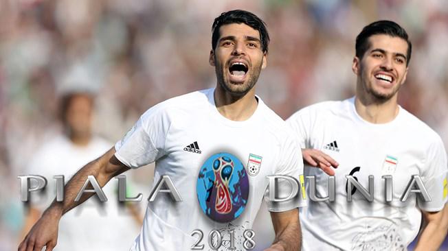 Iran Lolos Kualifikasi Dan Jepang Akan Menyusul – Piala Dunia 2018