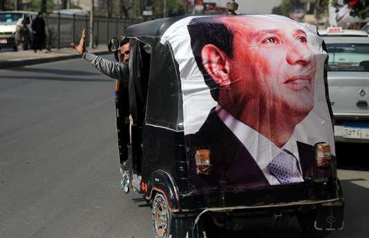 Egypte: une parodie d'élection présidentielle