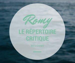 Le Repertoire Critique