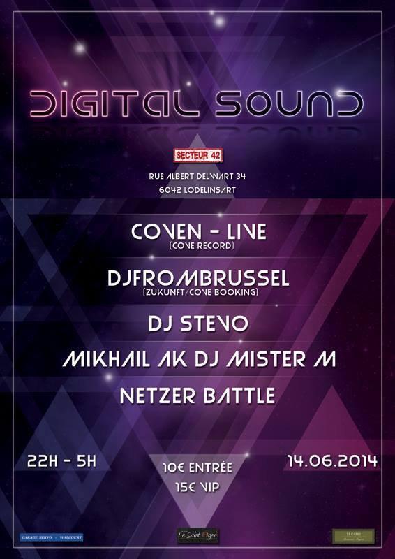 Soirée Digital Sound