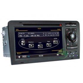 Auto DVD Player GPS Navigationssystem für Audi A6(1997 1998 1999 2000 2001 2002 2003 2004)