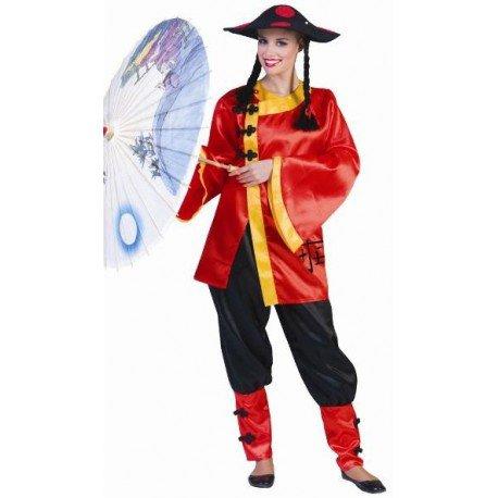 Déguisement Chinoise femme Déguisements Chinoise Japonaise Geisha