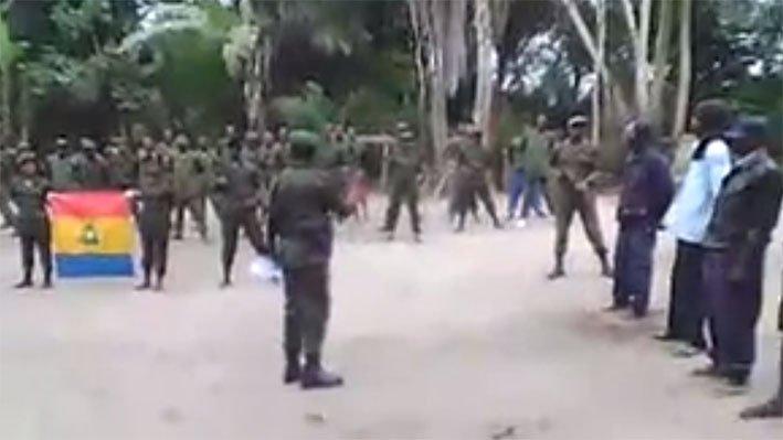 FLEC/FAC difunde novo vídeo apelando ao boicote durante as eleições em Angola – e-Global