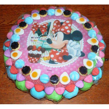 Gateau bonbon Minnie