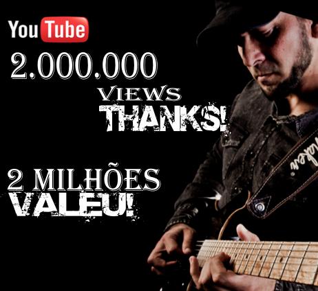 2.000.000 Video Views! || DALLTON SANTOS || Official Website