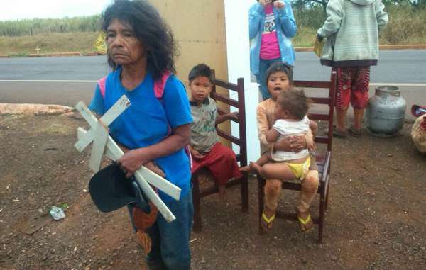 Brazil: Indians' homes bulldozed, community evicted