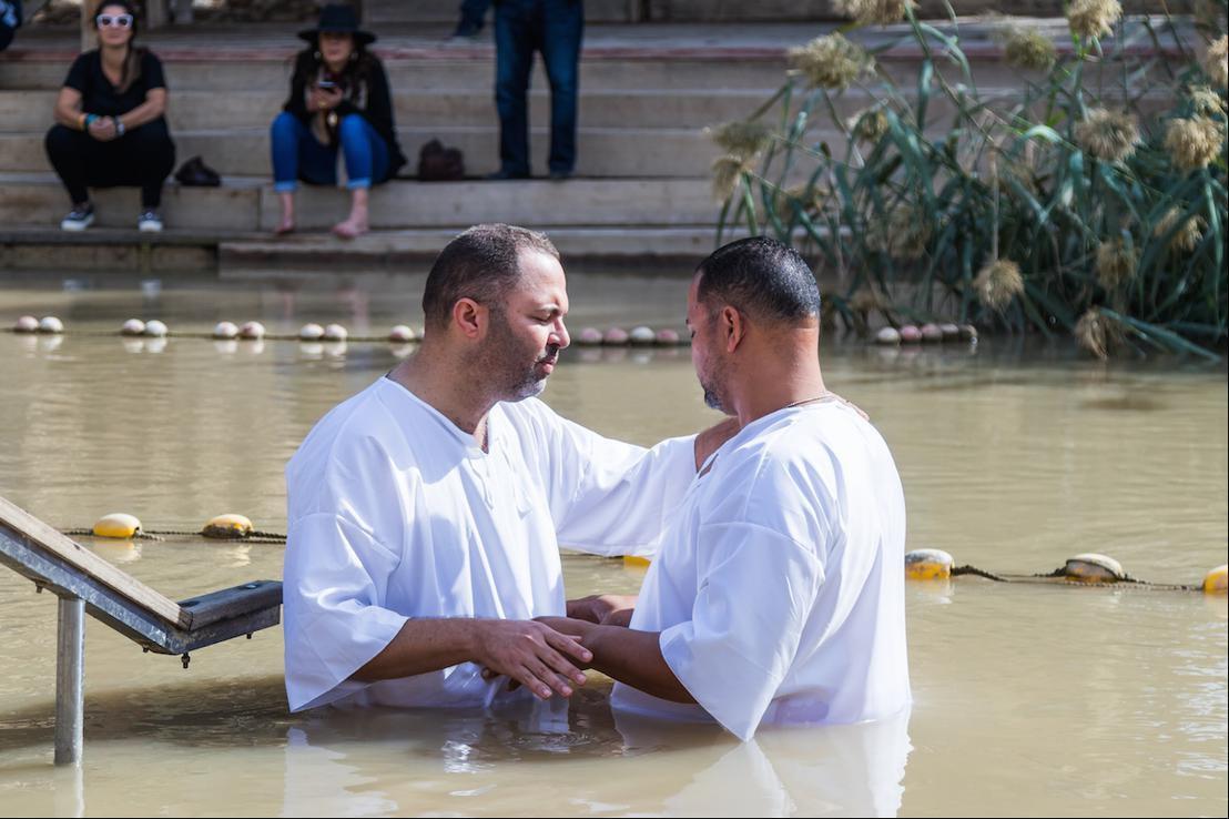 Est-on sauvé par le baptême ? de La question taboue - Message texte - TopMessages — TopChrétien.(Église évangélique)
