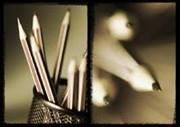 Le coup de crayon.