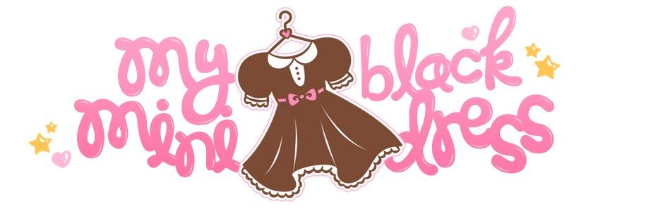 PUB My Black Mini Dress