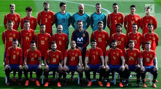 Ancaman Spanyol dikeluarkan dari Piala Dunia Bisa Saja menjadi kenyataan