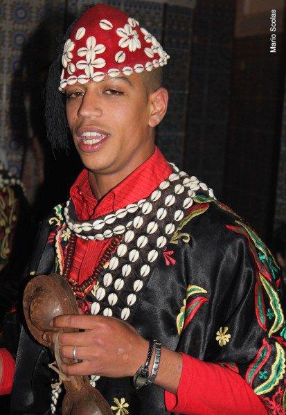 Rythmes de musique de transe gnawa