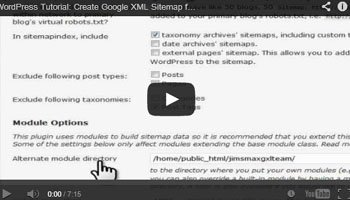 How to Create A Google XML Sitemap SEO For Your Wordpress Website