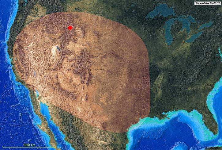 Alerte Yellowstone: le compte à rebours de l'apocalypse est enclenché