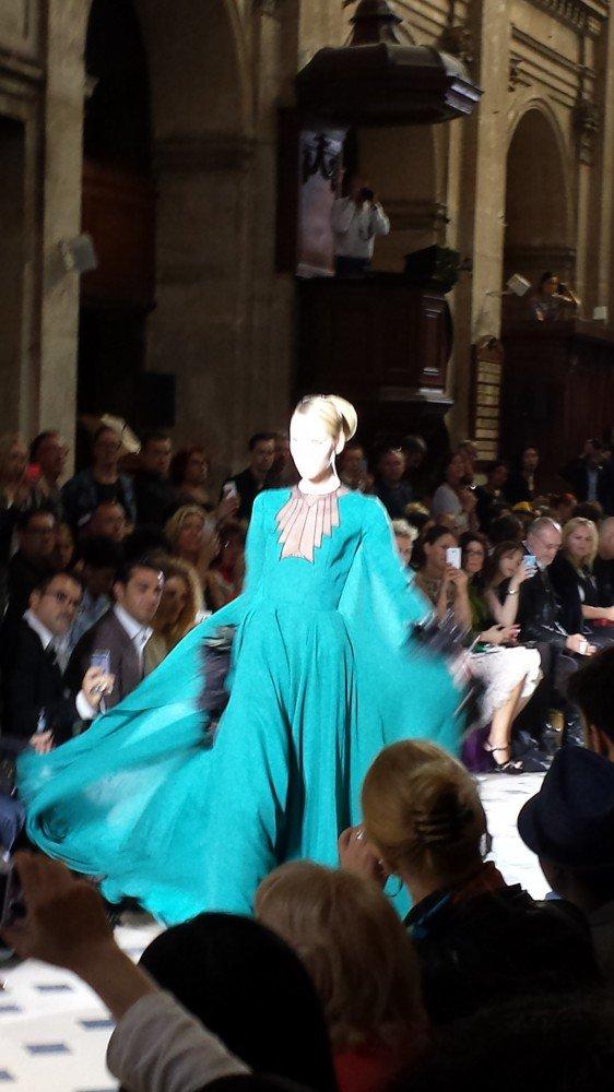 Défilé Haute-Couture Julien Fournié 2014-2015