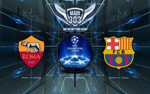 Prediksi Roma vs Barcelona 17 September 2015