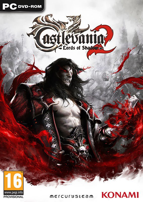 Most Downloaded Games: Castlevania Lords of Shadow 2-RELOADED
