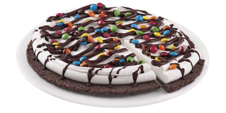 "Dairy Queen's Ice Cream ""Treatzza Pizzas"" Are Here Again"