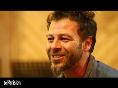 EXCLUSIF : En studio avec Christophe Maé