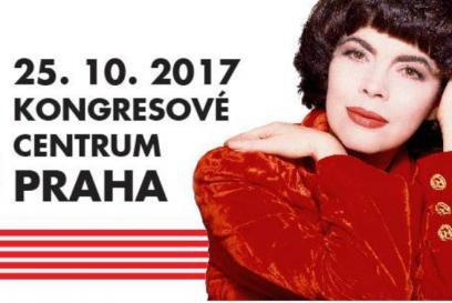 Legendární Mireille Mathieu se vrací do Prahy