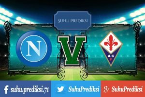 Prediksi Bola Napoli Vs Fiorentina 21 Mei 2017