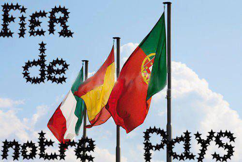PORTUGAL , ESPAGNE , ITALIE = PUISSANCE LATINE <3