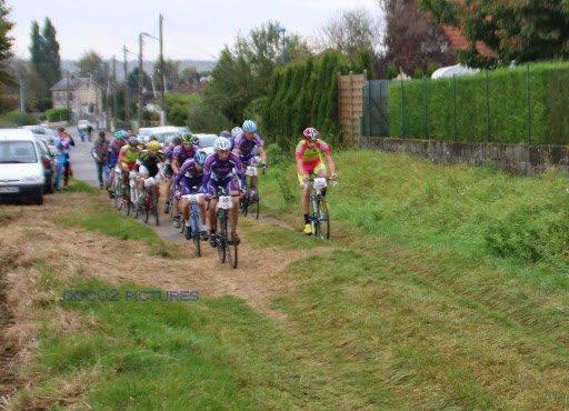 cyclo cross trou du chat villers cotterets 05octobre 2014