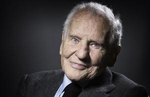 Mort de l'écrivain et académicien Jean d'Ormesson