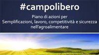 Con #campolibero il @MipaafSocial raccoglie #idee per l'#agroalimentare italiano