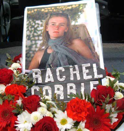 Rachel Corrie – 16 mars 2003-nous n'oublierons jamais - FREE PALESTINE