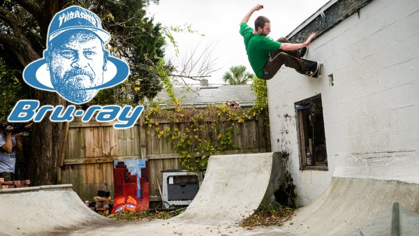 Thrasher Magazine - Bru-Ray: Best of Grant Taylor