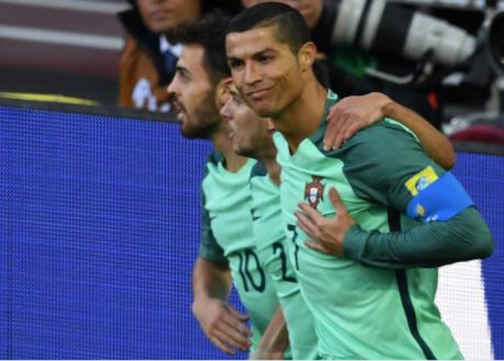 Ronaldo Optimis Portugal Juara Di Piala Konfederasi 2017