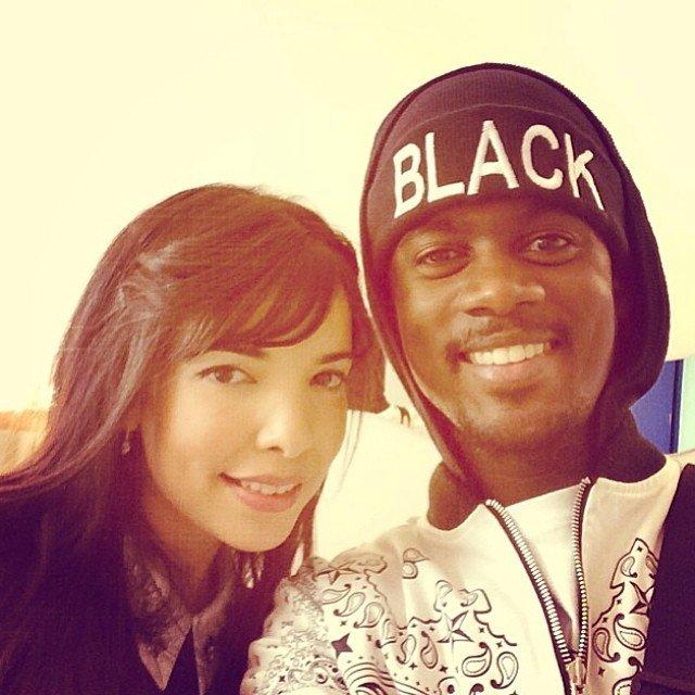 Indila et Black M